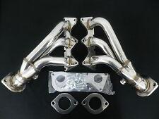 HOLDEN COMMODORE VE V6 3.6 LTR ALLOYTEC STAINLESS STEEL EXTRACTORS  - HEADERS