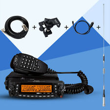 TYT TH-9800 29/50/144/430 MHz Transceiver  Mobile Car Radio With M507 Antenna
