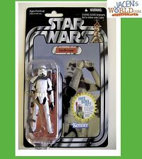 Punched Card STAR WARS VINTAGE COLLECTION SANDTROOPER VC14 ACTION FIGURE