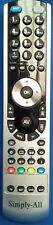 New Sanyo CE19LD95-B Simply-All™ Replacement Remote Control