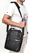 Slim Brief Laptop Ipad Notebook Messenger Bag Shoulder Strap - Fits up to 15""