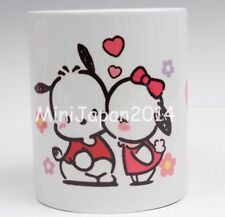 Pochacco puppy Kiss me cute 11 oz cup coffee mug Japan Anime US Seller