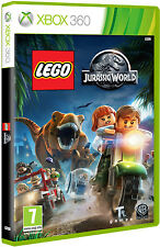 LEGO Jurassic World - Xbox360 Xbox 360 Park Game  BRAND NEW SEALED GENUINE UK