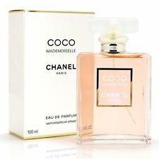 COCO MADEMOISELLE by Chanel 3.4 oz EDP Spray Parfum Factory Sealed NIB