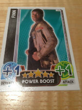 STAR WARS Force Awakens - Force Attax Trading Card #102 Finn