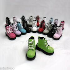 Mimi Collection MSD DOC 1/4 Bjd Obitsu 60cm Doll Boots High Hill Shoes GREEN