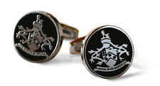JAMES BOND Style 007 Family Crest SKYFALL CUFFLINKS by Magnoli Clothiers