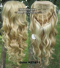 HE-J0329 Popular Long blonde mix party cosplay hair wig wigs for women