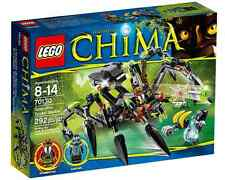 LEGO® Legends of Chima 70130 Sparratus' Spider Stalker NEU OVP NEW MISB NRFB