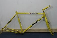19 in 1988 Schwinn High Sierra  Frame stem included horizontal forged dropouts