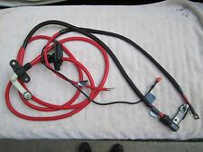 BMW E39 M5 BST BATTERY CABLE OEM Part # 61102694295