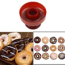 Mold Fondant Cake Plastic Bakery Doughnut DIY Baking Donut Maker Cutter