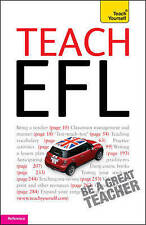 Teach English as a Foreign Language: Teach Yourself by David Riddell - New Book