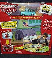 DISNEY PIXAR WORLD OF CARS PLAYMAT STORY TELLERS COLLECTION Y2