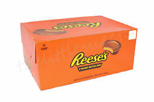 1 x FULL RETAIL CASE (x 40) REESE'S PEANUT BUTTER CUPS (51g) SUPER FRESH STOCK