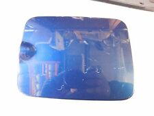 00 2000 VOLVO S80 S-80 FUEL GAS TANK DOOR FILLER LID COVER BLUE COLOR #GR-20
