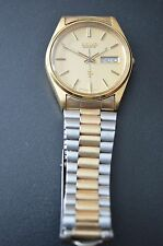 VINTAGE SEKIO MENS WATCH 8223-802L CK