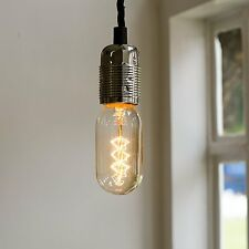 Barrel Industrial Edison Vintage Retro Style Cage Decorative Light Bulb