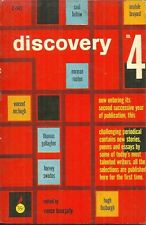 DISCOVERY 4 - SAUL BELLOW, NORMAN ROSTEN, HARVEY SWADOS, ANATOLE BROYARD, MORE