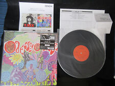 Zombies Odessey And Oracle Japan Limited Numbered 180 Gram Vinyl LP Odyssey