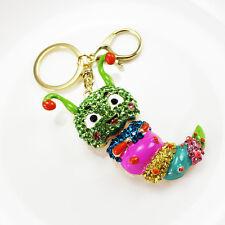 Sugar treasure  Keychain Crystal Keyring Key Ring Chain Bag Charm Pendant  gift