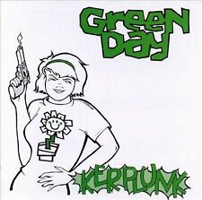 Green Day Keplunk Lookout Cd 16 Tracks Cd
