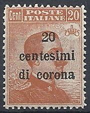 1919 TRENTO E TRIESTE 20 CENT MNH ** - RR11963