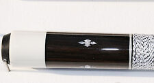 Mosconi 2pc  Pool Cue Adam/ helmstetter/Balabushka HOF Billiards,Vintage series