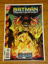 BATMAN LEGENDS OF THE DARK KNIGHT #118 VOL1 DC COMICS JUNE 1999