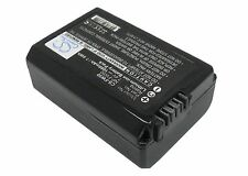 Li-ion Battery for Sony NEX-F3D NEX-3C NEX-5RKS NEX-5HB NEX-C3DS NEX-C3KB NEX-3