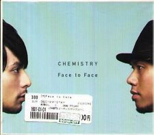 CHEMISTRY - Face to Face - Japan BOX CD - 14Tracks