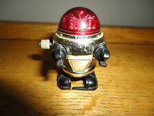 Vintage ROBOT 1977 Tomy Taiwan Walking Miniature Space Wind Up Toy