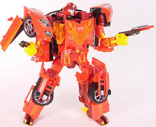 AUTHENTIC Transformers Alternators Binaltech Rodimus Prime Hot Rod Masterpiece