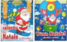 2 Libri da colorare sul Natale Nuovo Edibimbi