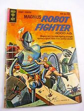 Magnus Robot Fighter August 1963 Number 3 Gold Key