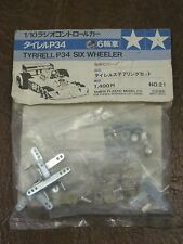 Vintage TAMIYA RC Spere Parts NO.21 Tyrrell P34 Steering Set 6 Wheeler F/S Japan