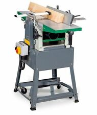 Holzstar Abricht-Dickenhobelmaschine ADH 260 inkl. Unterbau u. Hobelmesser