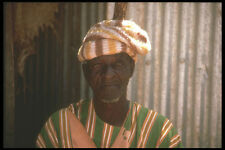 271002 Market Vendor Agadez Niger A4 Photo Print