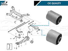 Para Volvo XC60 09-XC70 07-Trasero Inferior Brazo De Suspensión Inferior Delantero Trasero Arbustos