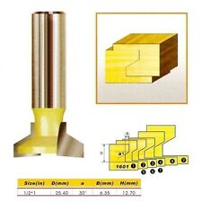 "Drawer Front Joint Router Bit - Reversible - 1/2*1 - 1/2"" Shank -"