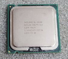 Intel E8500 Core 2 Duo 3.16GHz 6M 1333 SLB9K Socket 775 CPU Processor