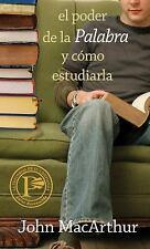 El Poder de la Palabra y Como Estudiarla by John MacArthur (2010, Paperback)