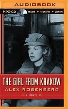 The Girl from Krakow by Alex Rosenberg (2015, MP3 CD, Unabridged)