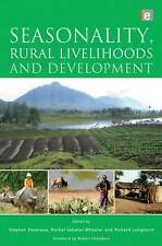 Seasonality, Rural Livelihoods and Development, , Very Good, Paperback