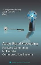 Audio Signal Processing for Next-Generation Multimedia Communication S-ExLibrary
