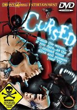 Drew's Famous CURSED: VIRTUAL HAUNTED HOUSE HALLOWEEN PARTY DVD w/ SOUNDS! NEW!