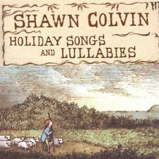 Holiday Songs and Lullabies by Shawn Colvin (CD, Oct-2005) NEW Promo