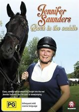 Jennifer Saunders - Back In The Saddle (DVD, 2013)*VGC