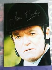 "Midsomer Murders James Bolam Signed 7"" x 5"" Photograph"