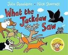 What the Jackdaw Saw, Donaldson, Julia, New Books